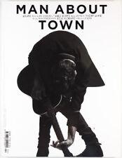 The Kills YSL Cole Mohr Ash Stymest Eliza Cummings MAN ABOUT TOWN men's magazine