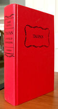 Tai-Pan By James Clavell; Hardcover: 703 Pages; 1966