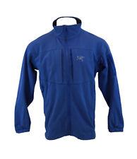 Arcteryx Softshell Jacket Blue Fleece Lined ARC'TERYX Mens XL
