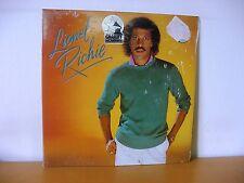 """LIONEL RICHIE """"First Album"""" Original STILL SEALED LP from 1982 (MOTOWN 6007ML)"""