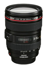 Canon EF 24-105mm F/4 L Is USM Zoom Lens Aperture