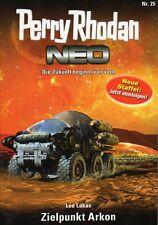 Perry Rhodan NEO-Bd.25: Zielpunkt Arkon-Leo Lukas-Science Fiction Roman-neu