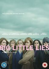 Big Little Lies Second Season 2 Two DVD - BRAND NEW - SEALED
