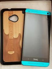 HTC  One M7 - 32GB - Turquoise Blue Smartphone