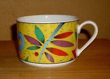 Eschenbach  Living Colours Germany 1 große Kaffeetasse buntes Dekor
