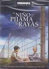 DVD - The Boy In The Striped Pajamas ( El Nino Con El Pijama )  FAST SHIPPING !