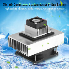 XH-X200 12V 60W Fridge/Refrigeration Cooling System DIY Kit Mini Air Conditioner