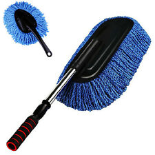 2pcs Car Window Wash Brush Cleaning Cleaner Handle Brushes Duster Dust Mop