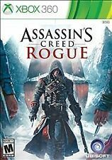 Assassin's Creed: Rogue (Microsoft Xbox 360, 2014) Plays on XBOX ONE!