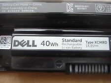 batteria originale Dell 6HY59 6K73M 6KP1N 6XH00 8RT13 NUOVO Genuino in Francia