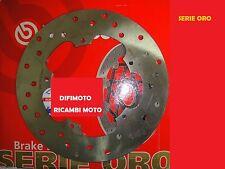 DISCO DE FRENO TRASERO BREMBO 68B40776 ITALJET DRAGSTER 125 - 180 1999 2000 2001