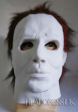 MICHAEL MYERS Full Overhead Latex Rubber Mask Fancy Dress Halloween Costume