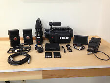 RED One MX Camera Package (RED Weapon, Epic, Scarlet, Raven)