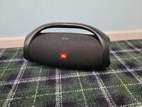 JBL Boombox Portable Bluetooth Speaker - Black (JBLBOOMBOXBLKAM) - READ DESCR.
