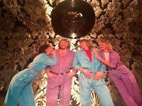 ABBA ,Single Gracias por la musica/ Eagle, RCA Argentina 1978, mega rare, selten