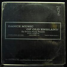 RICHARD SCHULZE dance music of old england LP Mint- CL 2122 Vinyl 1964 Record