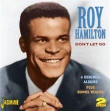 Don't Let Go - 4 Original Albums Plus Bonus Tracks Roy Hamilton Audio CD