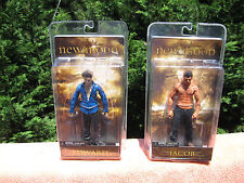 "Lot of 2 Twilight ""New Moon"" Edward & Jacob 6 3/4"" Action Figures By Neca~New"