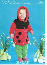 Sirdar Baby Items Crocheting & Knitting Patterns