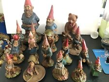 Tom Clark Gnomes - Collectible Set of 17