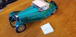 1929 Bugatti Royale by Franklin Mint 1.24