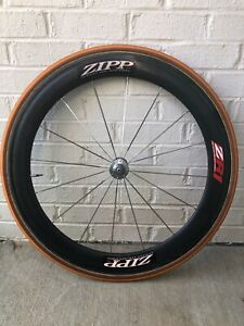 Zipp 400 Tubular  Front Wheel - 650c