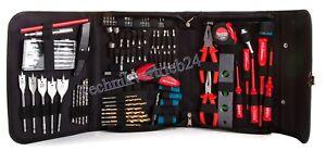 96-teiliges Makita Elektriker Werkzeugset