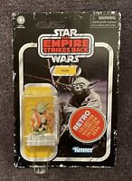 Star Wars RETRO Collection YODA Figure CASE FRESH [The Empire Strikes Back] NEW