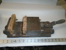 """MACHINIST TOOLS LATHE MILL Machinist 5"""" Skinner Chuck Co Milling Vise Lever Type"""