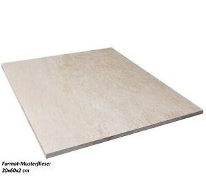 Muster V& B 2. Wahl My Earth Outdoor 80x80x2 Terrassenplatte hellbeige matt R11