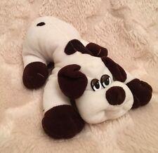 Vintage World Of Smile Plush Brown White Bull Dog Stuffed Animal Pound Puppy