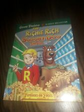 The Richie Rich/Scooby-Doo Show - Volume One (DVD, 2008, 2-Disc Set) FREE SHIPPI