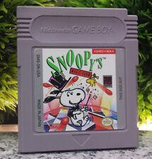 *** SNOOPY'S MAGIC SHOW *** Nintendo Game Boy Spiel GBA COLOR nur Spielmodul