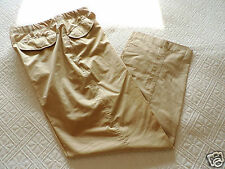 Authentic BOTTEGA VENETA chintz pants beige 50 EU only worn few times Excel cond