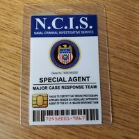 NCIS TV Series ID Badge - Special Agent Major Case Response Team costume cosplay