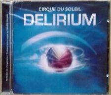 CIRQUE DU SOLEIL - DELIRIUM - 2006 CD - STILL SEALED