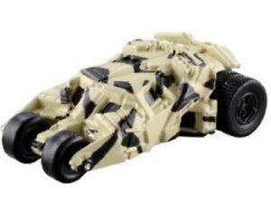 Batmobile 4th (Camouflage version),TAKARA TOMY Dream Tomica Diecast car vehicle