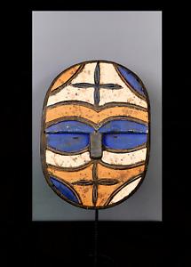 Old Tribal Teke Tsaayi  Mask    --- Gabon
