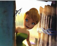 MAE WHITMAN TINKER BELL THE GREAT FAIRY RESCUE AUTOGRAPHED PHOTO SIGNED 8X10 #6