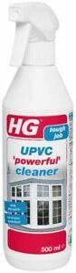 HG UPVC Cleaner Ready to Use Spray Window Frames & Doors - 500ml