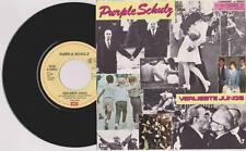 "PURPLE SCHULZ Verliebte Jungs 7"" Vinyl Single 1985 NDW * TOP"