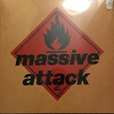 Massive Attack - Blue Lines  2016 REISSUE 180 Gram Vinyl LP Brand New & Sealed