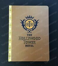 DISNEY Parks HOLLYWOOD HOTEL Tower of Terror JOURNAL Book NEW