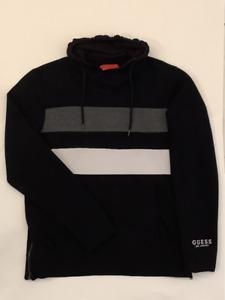 Mens GUESS Embrroidered Sweatshirt Size M Medium