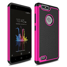 For ZTE Blade Z Max/Blade ZMax Pro 2 Shockproof Armor Hybrid Phone Case Cover