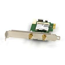 HP 716869-001 PCI-E x1 WiFi WLAN Wireless Adapter Card WN7004 7260HMW NB