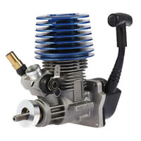 RC 1/10 SH18 RC Nitro Side Blue Engine 2.74cc Pull Start for Car Buggy Truck