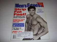 MEN'S FITNESS Magazine, May, 1999, MTV'S LOVELINE CREW, JONATHAN AUBE COVER!