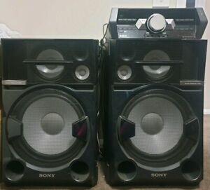 Sony Shake 77 speaker system