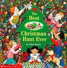 The Best Christmas Hunt Ever (Read With Me Paperbacks) by Speirs, John